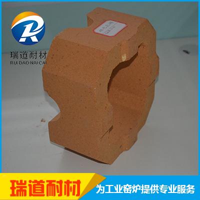 低气孔粘土格子砖