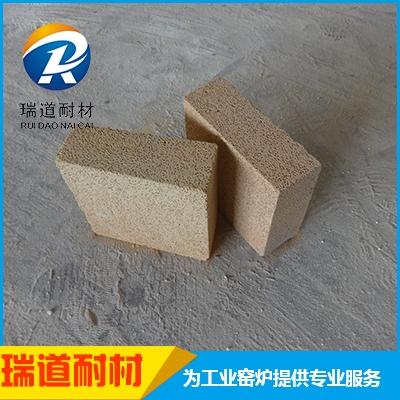 高铝聚氢保温砖