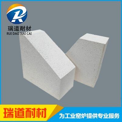 莫来石聚氢拱脚砖