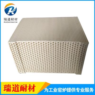 特殊材质蜂窝蓄热体制品