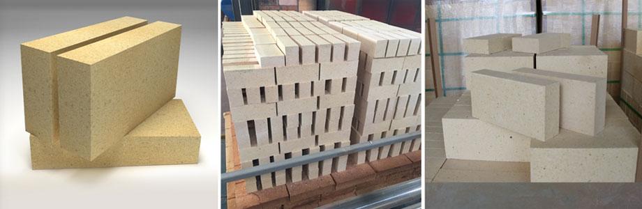 瑞道高铝砖产品展示
